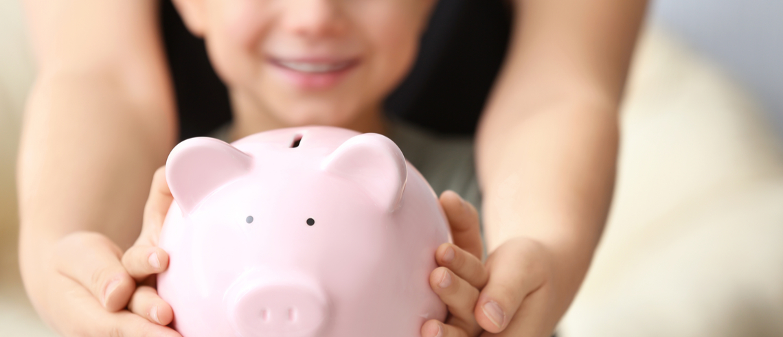Investera barnbidraget! Så gör du nästa generation till miljonärer