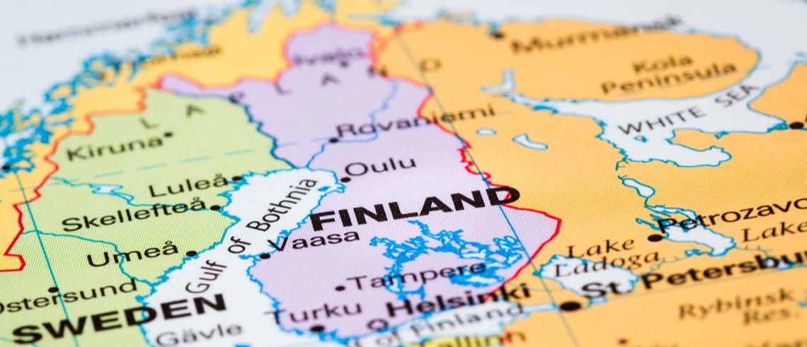 Finlands viktigaste tillväxtregioner