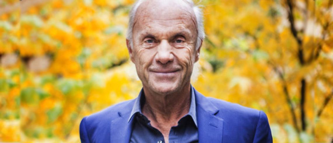 """Fastighetsprofilen Sven-Olof Johansson: """"Jobba igenom allt som är emot dig"""""""