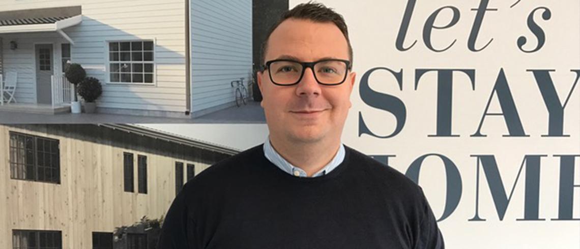 Projektägaren Sebastian Stehlin: Ett sätt att få bolaget att växa snabbare