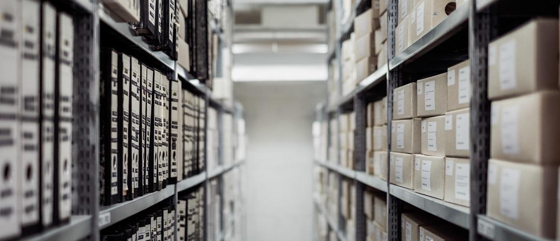 GDPR och om personuppgifter på fil