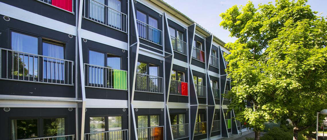 Projektägaren XLNT Living tacklar bostadsbristen