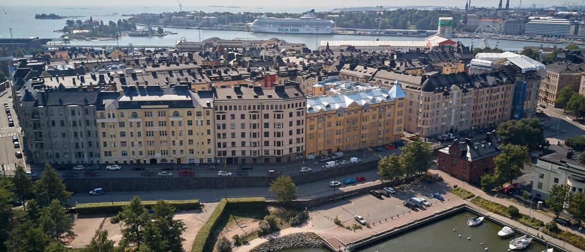 Finska bostadsaktiebolag