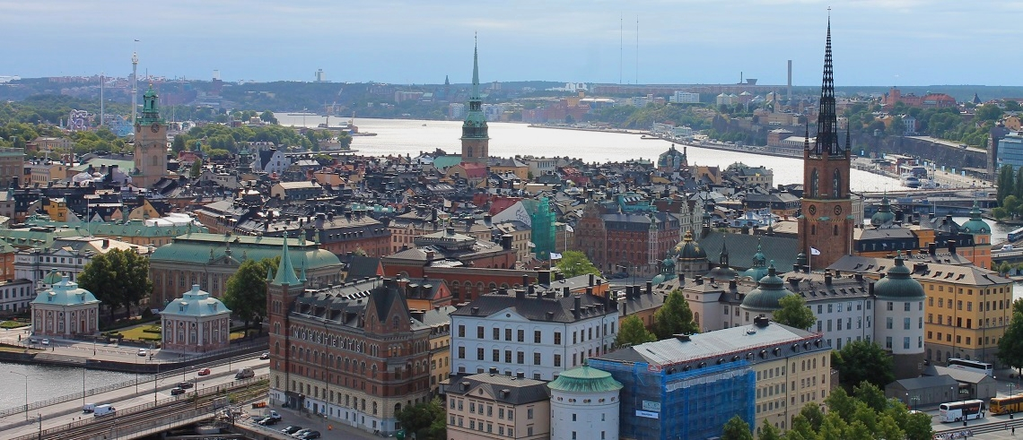 Varför höga hus saknas i Stockholm