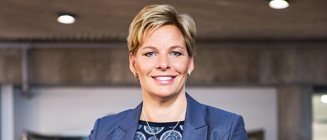 """Fastighetsprofilen Annica Ånäs: """"Jag tror på låga räntor framöver"""""""