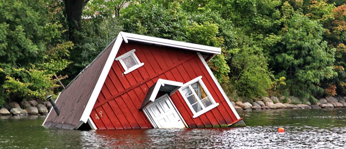 Klimatrisker kan bli dyra för dig som investerar i fastigheter