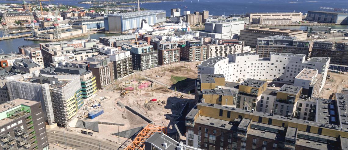 Boexperiment i Helsingfors