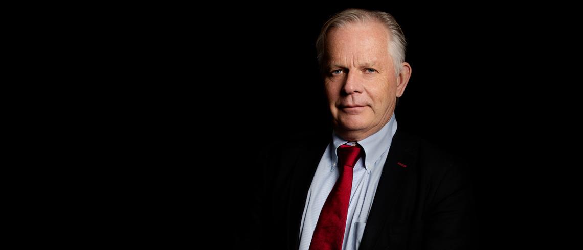 """Fastighetsprofilen Jan-Erik Höjvall: """"Nyckeln är att skapa förtroende hos banker, investerare och fastighetsägare"""""""