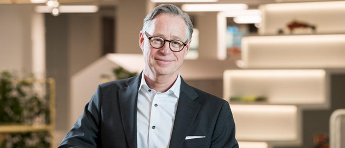 """Fastighetsprofilen Fredrik Wirdenius:  """"Det finns mer än ett sätt  att investera i fastigheter"""""""
