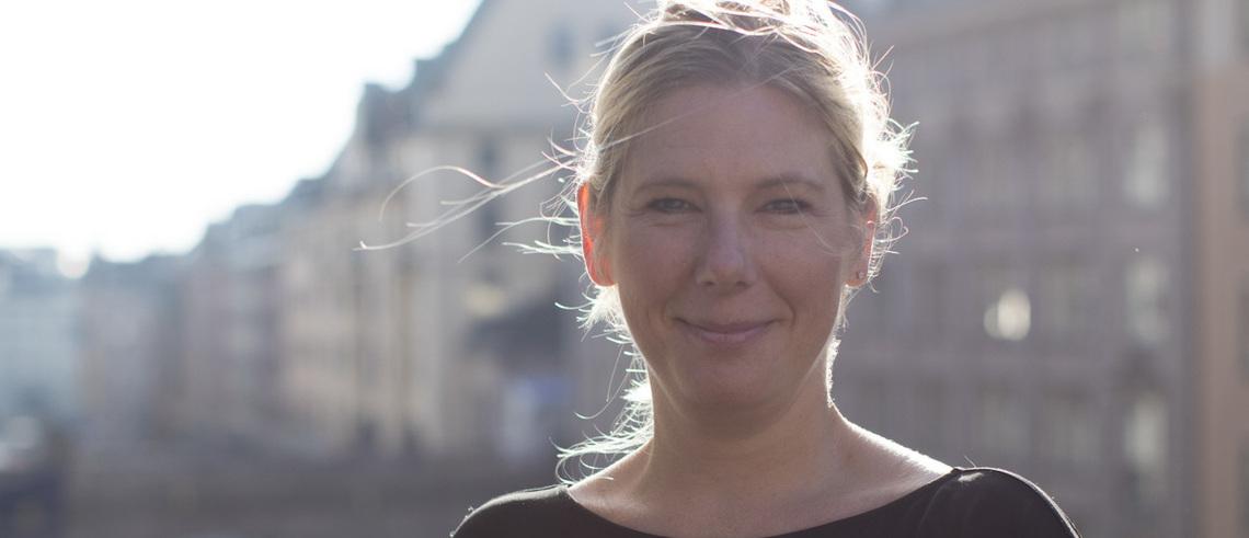 Fastighetsprofilen Anna Persson: Tidigare har vi pratat stadsutveckling, nu ligger fokus på samhällsutveckling