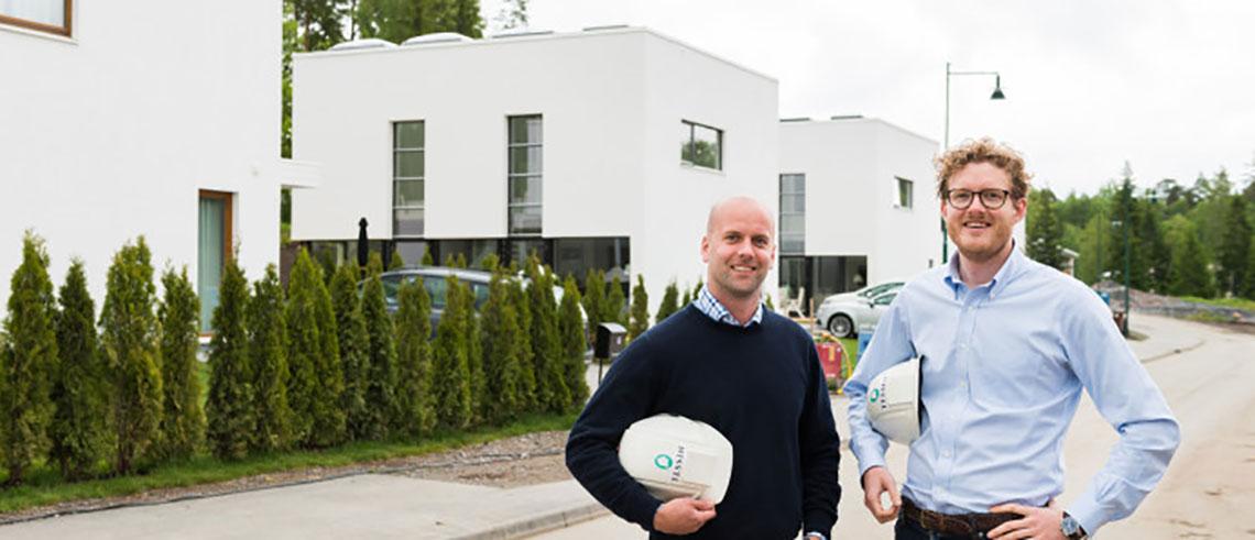 Tessin slår nya rekord - Sveriges första crowdfundade hus återbetalt